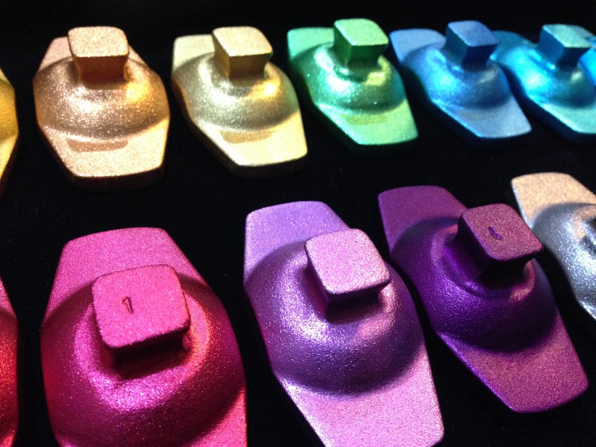 Anodized Die Casting Applications | Gissco